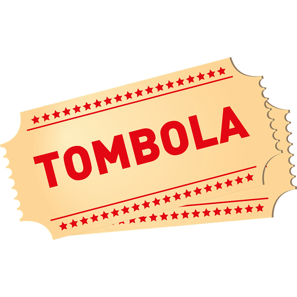 Lot Tickets Tombola 5